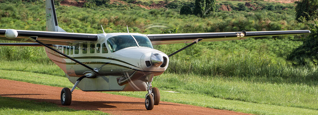 Fly Uganda - Charters and Seat Rates